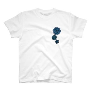 ステンドグラス風 T-shirts