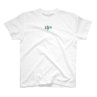 こはくん半年記念 T-shirts