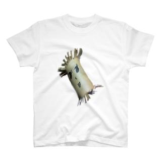 母がトイレットペーパーに吹き込んだ命 T-shirts