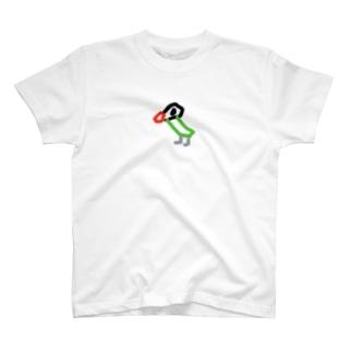 Button〜バトン T-shirts