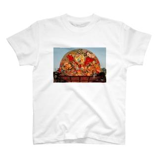 黒石ねぷた ⑽ T-shirts
