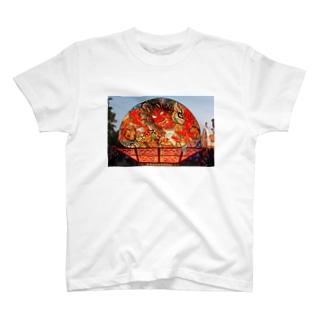 黒石ねぷた ⑼ T-shirts