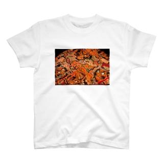 黒石ねぷた ⒁ T-shirts