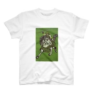 愛の戦国武将 T-shirts