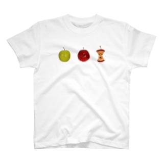 林檎の一生 T-shirts
