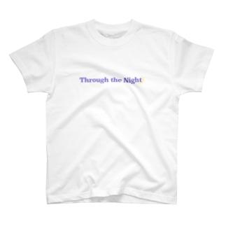 Through the Night original T-shirts