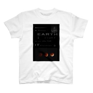 SF風コラージュ T-shirts