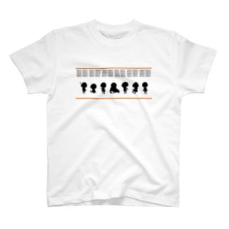 ぷちぽわんちゃん T-shirts