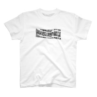 KMKC WaveLogo T-shirts