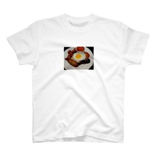 イングリッシュブレックファースト T-shirts