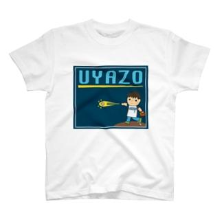 うやぞうくん(野球) T-shirts