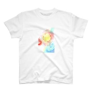 Something is happening 03 T-shirts