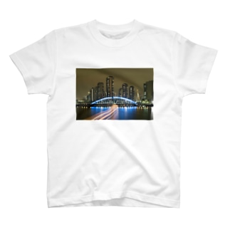 ウオーターフロント T-shirts