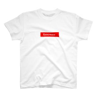 シュクリーム T-shirts