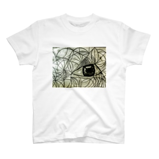 幾何学模様? T-shirts