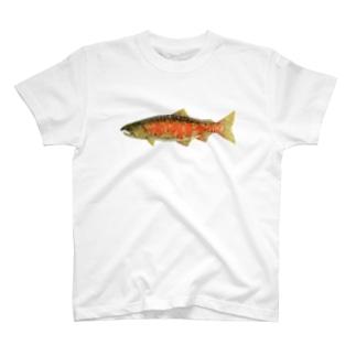 サツキマス T-shirts