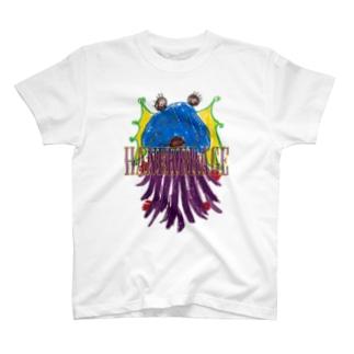 HANEKURAGE2 T-shirts