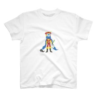 みんな知ってるマン T-shirts