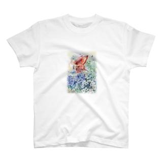 スイートアリッサム T-shirts