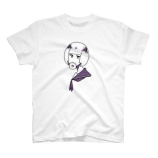 無口チャン T-shirts
