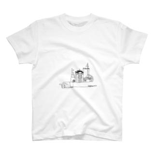 マチナミ T-shirts