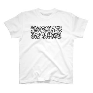 TYPE:01 T-shirts