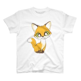 コギツネ T-shirts