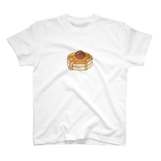 パンケーキ ミートボール T-shirts