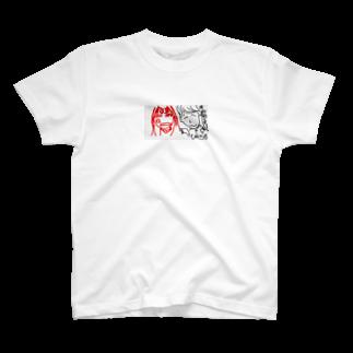 なるぴーろショップのぴろ氏 T-shirts