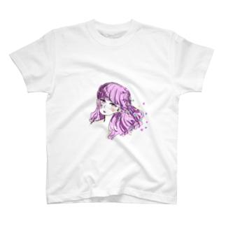 きらきらなおんなのこ T-shirts