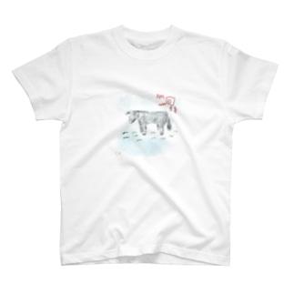 コドクロバ T-shirts
