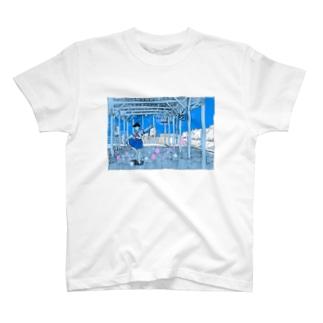 夏の思い出2 T-shirts