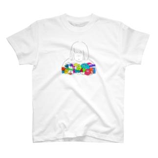 みんなおともだち T-shirts