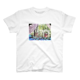白鹿どんどろん T-shirts