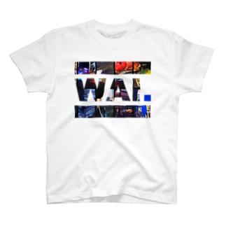 WAI×OSAKATシャツ T-shirts