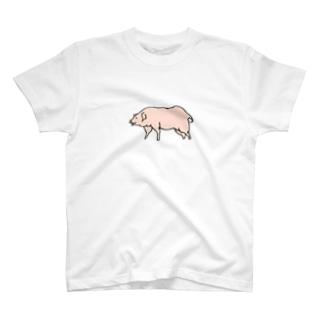 BUTA T-shirts