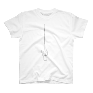 エグい茶柱 T-shirts