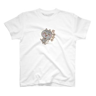 おふくさん(サササ) T-shirts