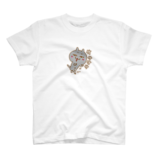 mogulのおふくさん(サササ) T-shirts
