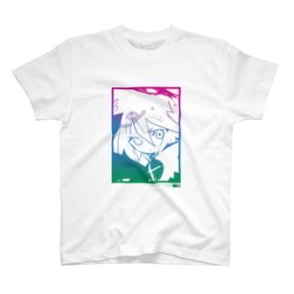 グラデト[NORMAL] T-shirts