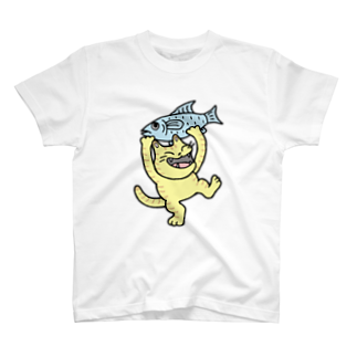 mikepunchのお魚ゲット~♪ T-shirts