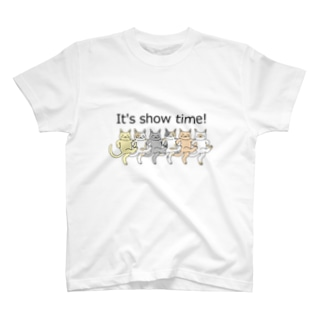 It's show time! T-shirts