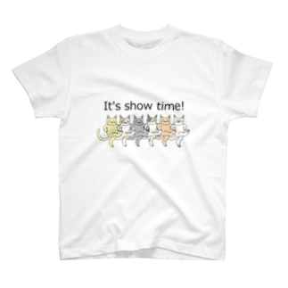 mikepunchのIt's show time! T-shirts