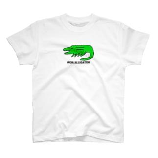 MON ALLIGATOR T-shirts