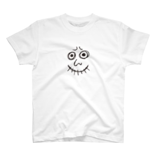 キャンプバカヤロウの怪物君 T-shirts