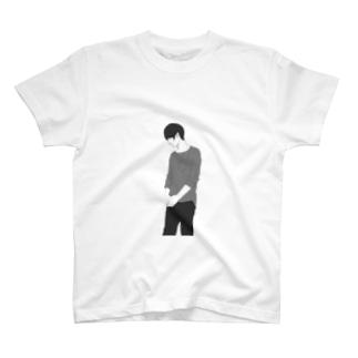 マッシュ男子 T-shirts