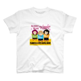 プランプス T-shirts