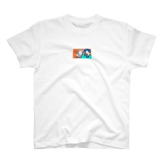 オンサイト横長 T-shirts