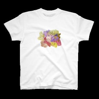 chiro's storeのフクロモモンガVer.8 T-shirts