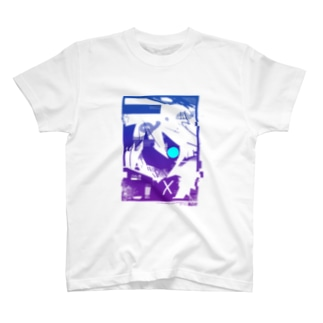 グラデト[COLLAPSED] T-shirts